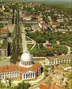 С 1928 года Курск - окружной центр в составе