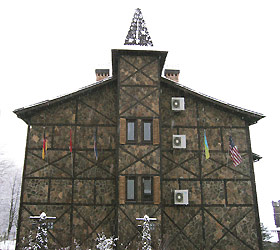 Гостиница Черный Замок