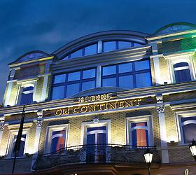 Гостиница Олд Континент