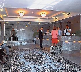 Hotel Central Samarkand