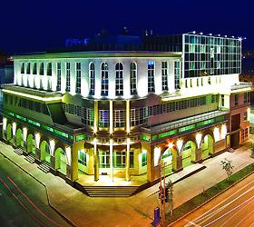 Гостиница Евразия Бизнес Отель