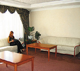 Компания Hreserve Гостиница Лужники, Москва.