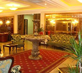 Гостиница Тайга