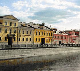 Гостиница Кадашевская