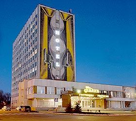 Гостиница Факел