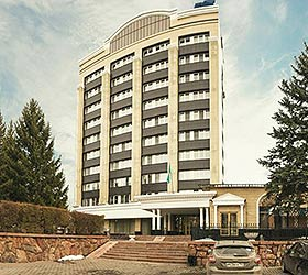 Гостиница Иртыш