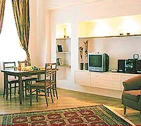Hotel Domina Plaza Luxury Apartments