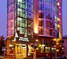 Гостиница Аванта Отель-Центр