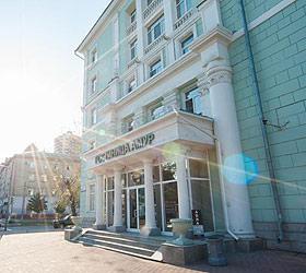 Гостиница Амур