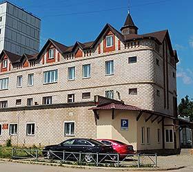 Гостиница Градец
