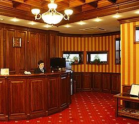 Гостиница Славянский