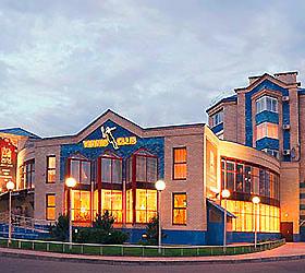 Гостиница Ля Ви де Шато