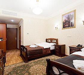 Гостиница джентэльон
