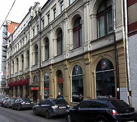 Гостиница Града Бутик Отель (б.Кузнецкий Инн)