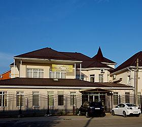 Гостиница Парк Отель Пирамида