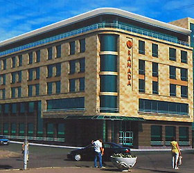 Ramada Kazan City Centre