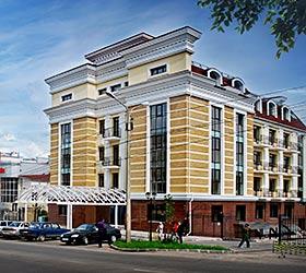 Гостиница Волга Премиум Отель