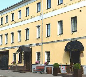Гостиница Сухаревский Дизайн-Отель