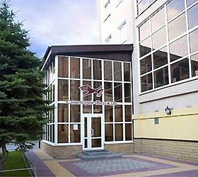 Гостиница Парк-отель Надежда (б. Надежда Санаторий)