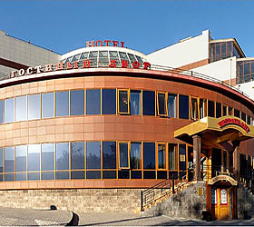 Гостиница Гостиный Двор