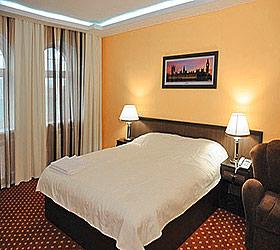 Гостиница Отдых Сюит Отель