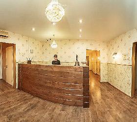 Гостиница Ау Румс Континент