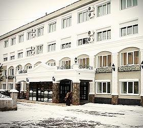 Гостиница Золотой Слон