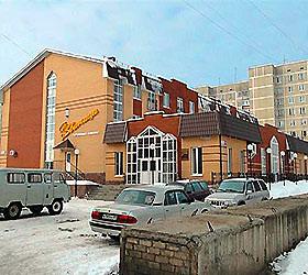 Гостиница Званица