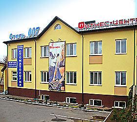 Гостиница Отель 007