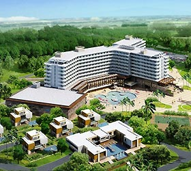 Radisson Blu Paradise Resort & Spa Sochi