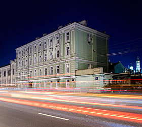 Гостиница ВЕЛИЙ Отель Моховая Москва