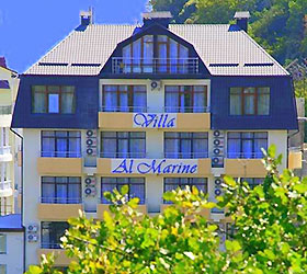 Гостиница Вилла Аль Марин