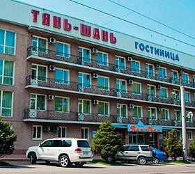 Сити Отель Тянь-Шань
