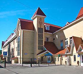 Гостиница Рекорд