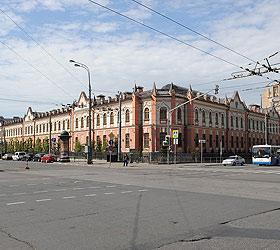 Гостиница Покровского Женского Монастыря