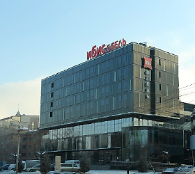 Ибис Красноярск Центр