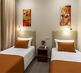 Hotel Paveletskaya Aero (f.Paveletskaya Ploschad)