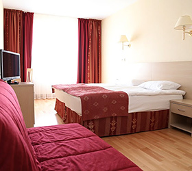 Гостиница Красная Пахра Курорт