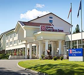 Гостиница Хилтон Гарден Инн Москва Новая Рига