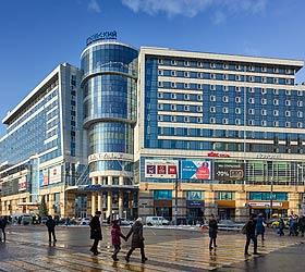 Гостиница Ибис Москва Киевская