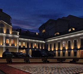 Гостиница Бутик Отель Столешников