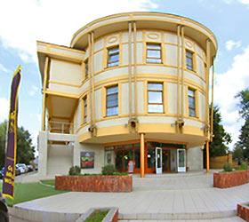Гостиница Новахофф Гео Спа Курорт