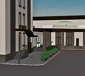 Гостиница Атерра Сьют