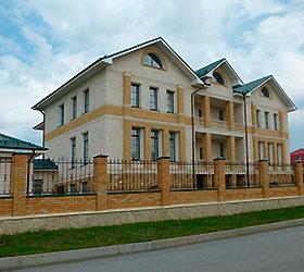 Гостиница Усадьба Орехово