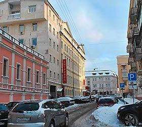 Гостиница Хитровка