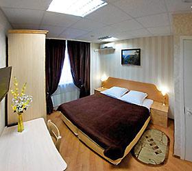 Hotel on Okskaya