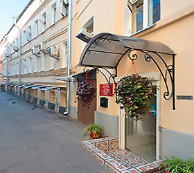 Гостиница Петровка 17