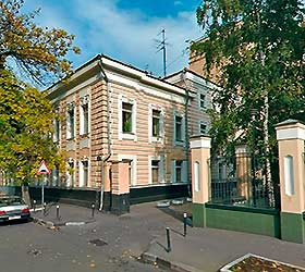 Гостиница Веллион Павелецкая