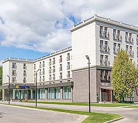 Гостиница Тьюлип Инн Софрино Парк Отель