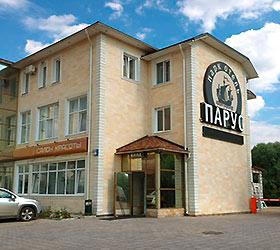 Гостиница Парус Парк-Отель